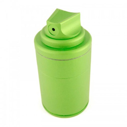 Santa Cruz Shredder Spray Grinder Lime Green