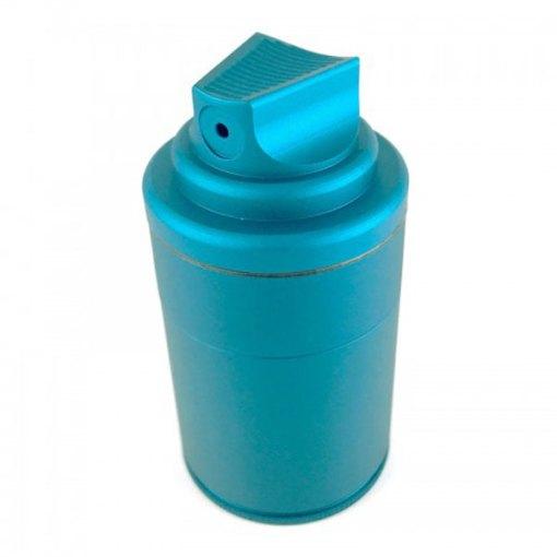 Santa Cruz Shredder Spray Grinder Matte Teal
