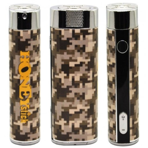honeystick 2 in 1 defender vape kit camo desert
