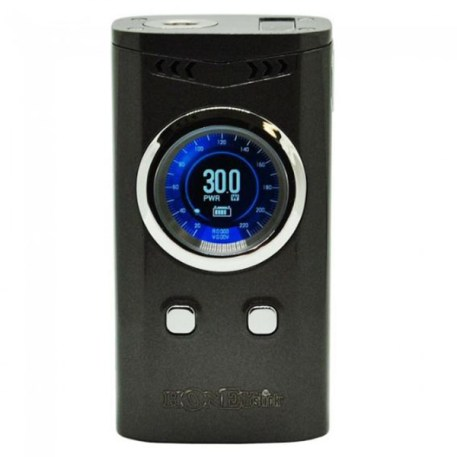 Honeystick Speed 220W Variable Voltage Battery Kit Gunmetal