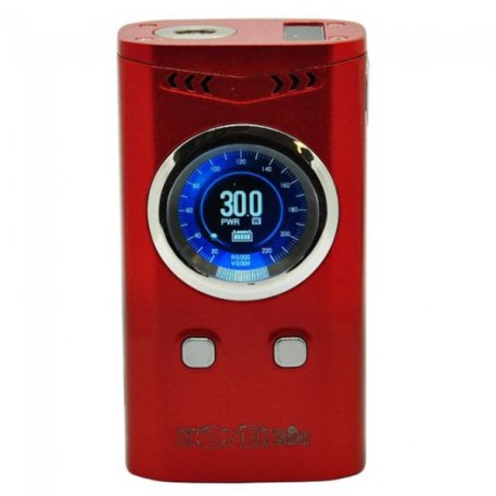 Honeystick Speed 220W Variable Voltage Battery Kit Red