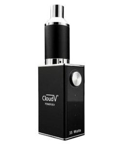 CloudV Powerbox Wax Vaporizer
