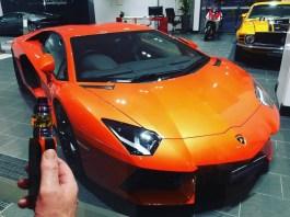 Lamborghini' vape