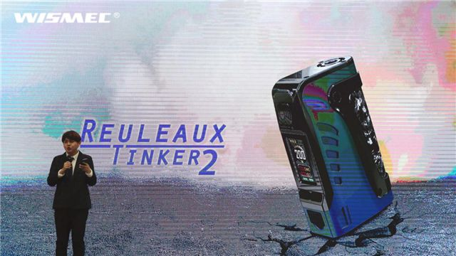 Wismec launches Tinker 2