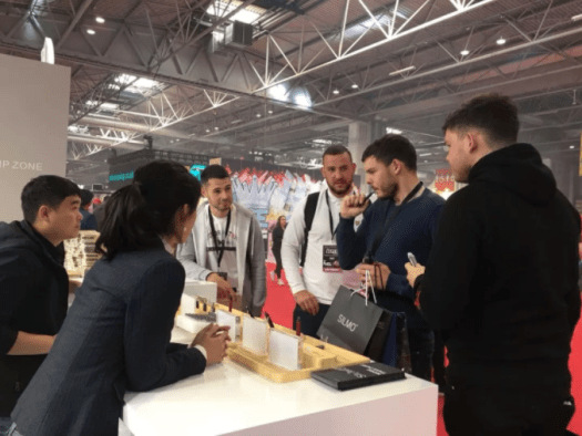 vaper expo uk silmo ald