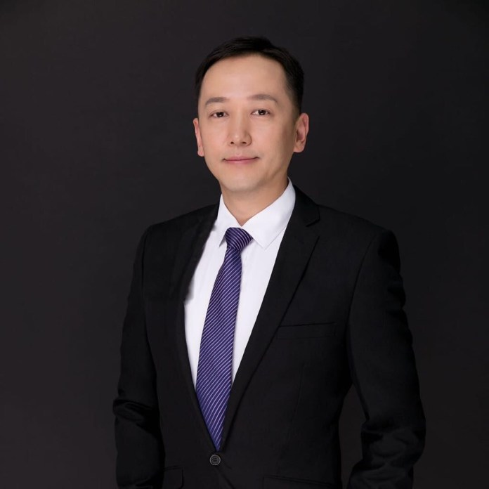 Huang Yu, founder and CEO of WONTON
