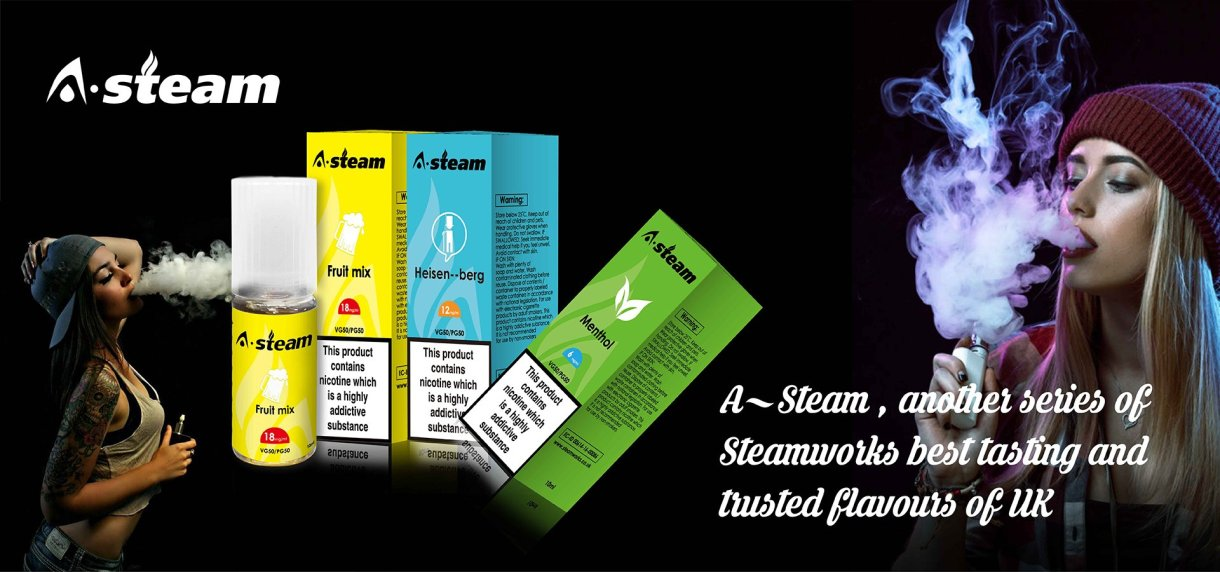 Best 75 e-cigarette manufacturers and Internet brands in China