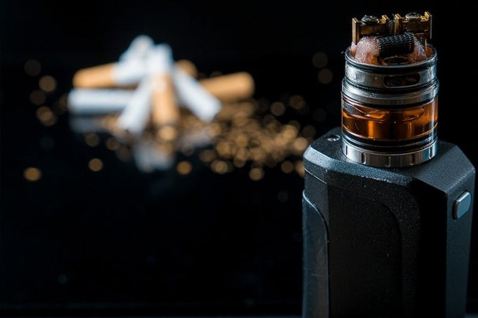 Cigarate Vape