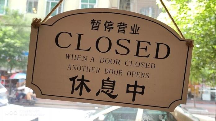 When one door is closed, another door opens