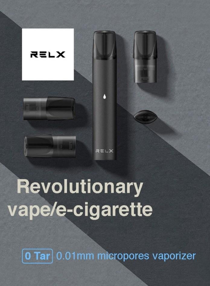 relx vape