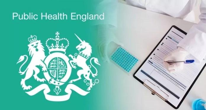 Public Health England (PHE).