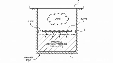 E-liquid patents