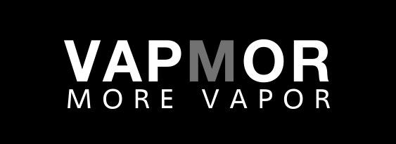 VAPMORlogo ALD launches its global brand VAPMOR