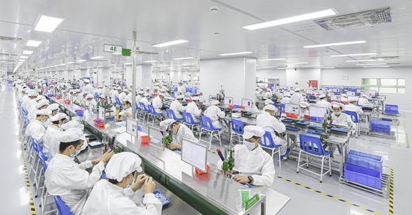 Vape production line