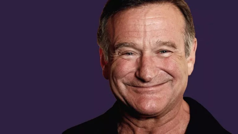 Robin Williams committed suicide due