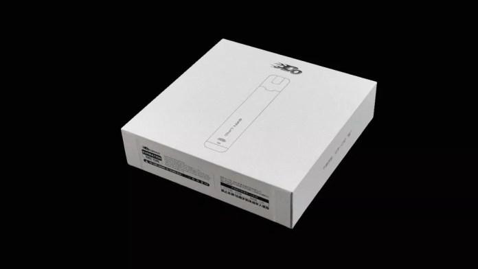 External packaging: