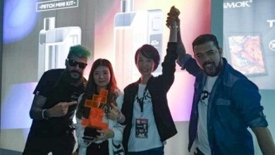 SMOK Fetch mini won the best pod award of Vape Trade Convention in Mexico