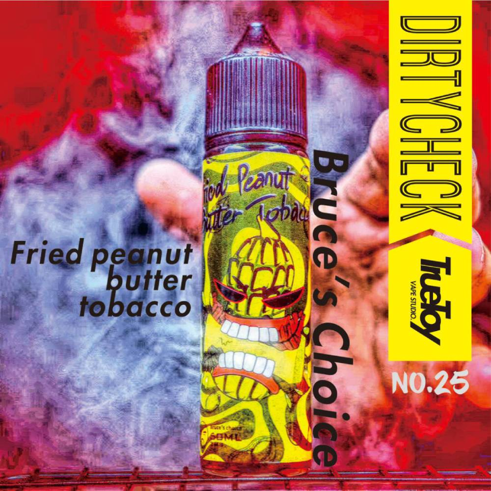 Bruce's Choice Fried Peanut Butter Tobacco Review