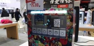 Does the vape vending machine represent the future of e-cigarettes?