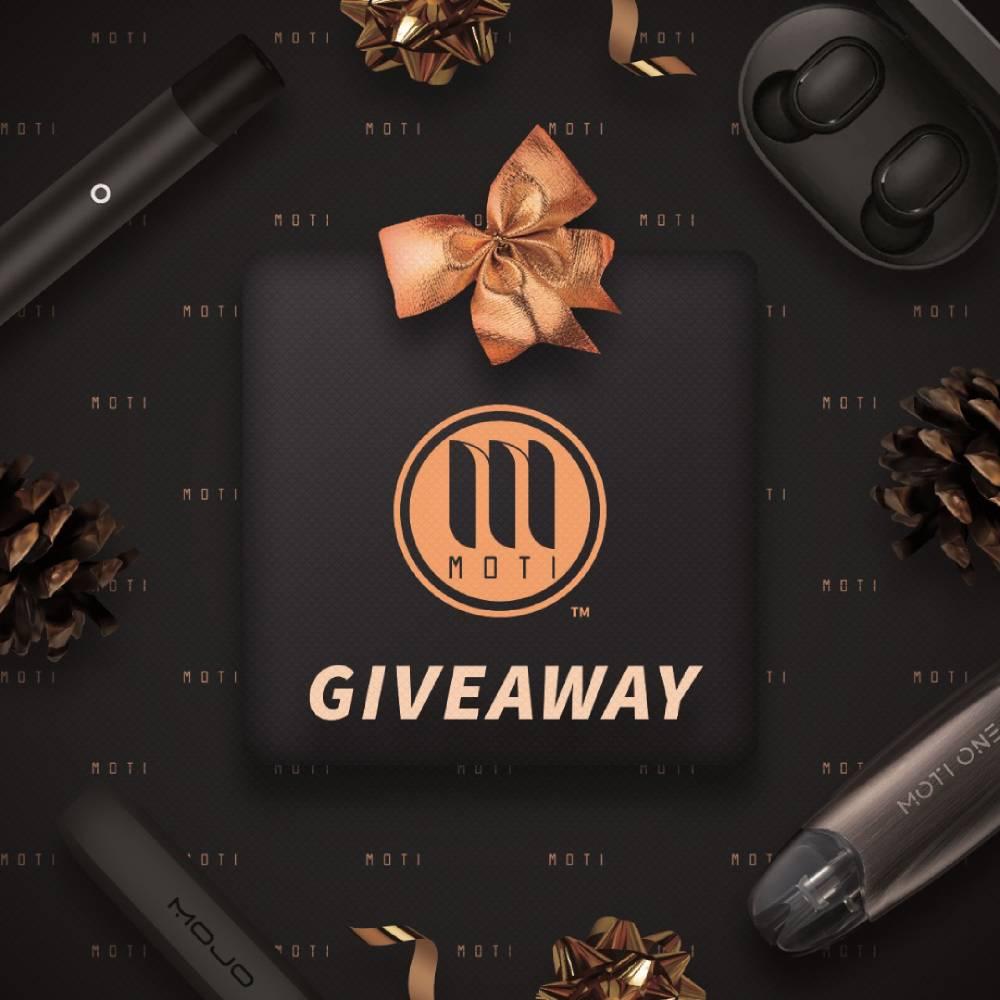 MOTI Global Instagram Christmas Giveaway