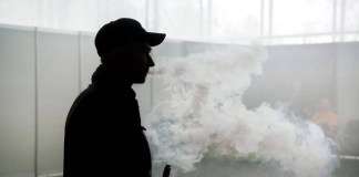 Electronic cigarette is not perfect, but a safe alternative to cigarette