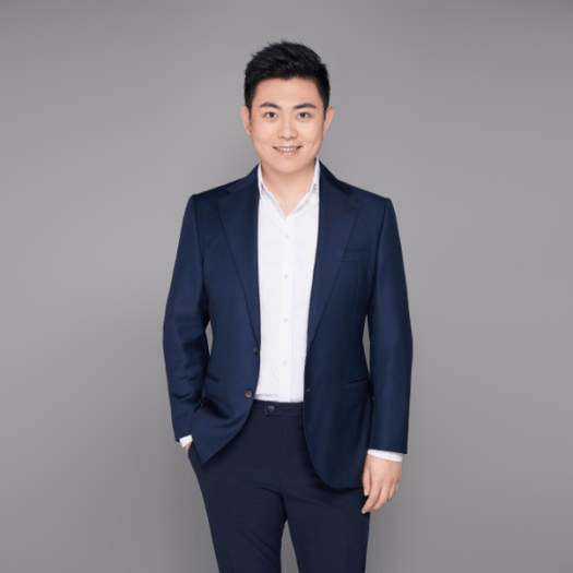 Derek Li, Head of International Business