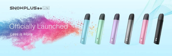 SNOWPLUS Lite comes in 6 bright color options