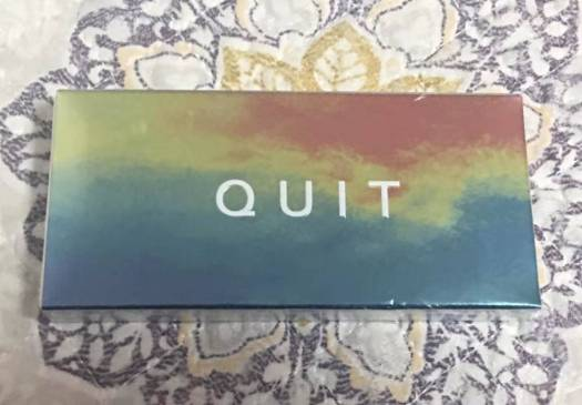 QUIT-ONE square tube shape disposable pod vape review