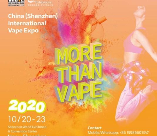 The 6th China Shenzhen International Vape Expo (RHBVE)