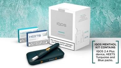 IQOS Menthol Kits