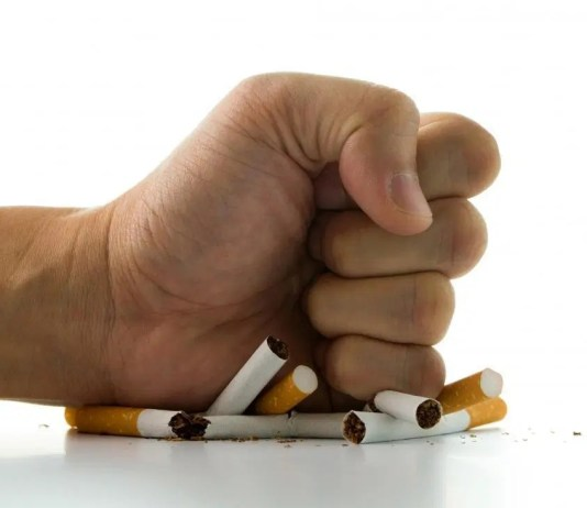 Quit smoking is the main drive of vaping in England in 2020