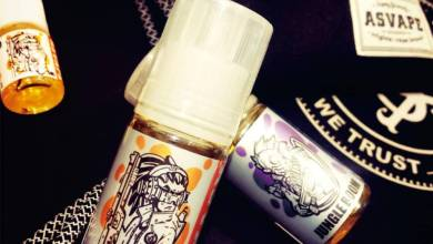 ASVAPE POWER PUNK E-JUICE Review