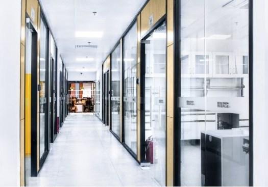 SNOWPLUS CNAS laboratory