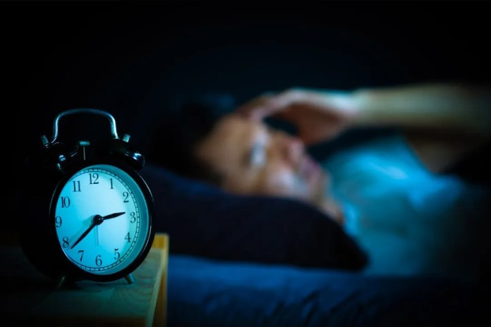 How to deal with insomnia?