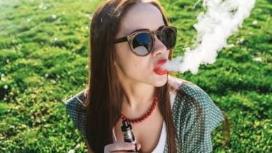 How to make yourself smell NOT like a smoker