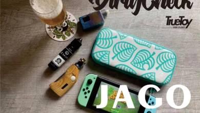 JAGO War of Vape e-juice review