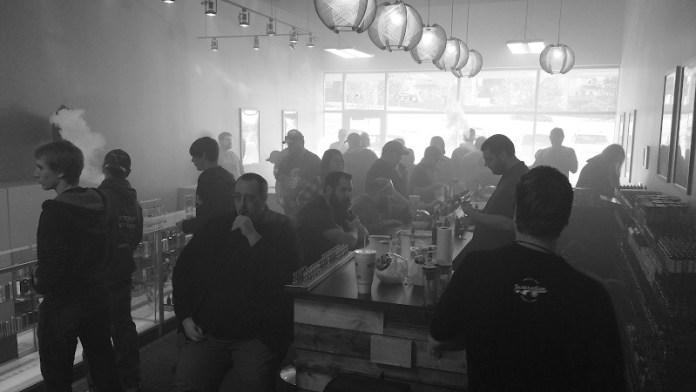 Omaha vape bar aims to educate, help adults quit smoking