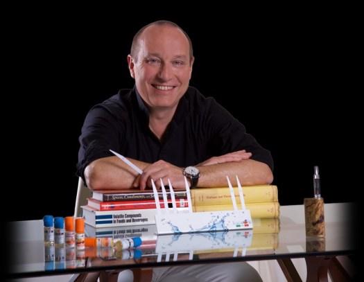 FlavorArt CEO, Mr. Massimiliano Mancini