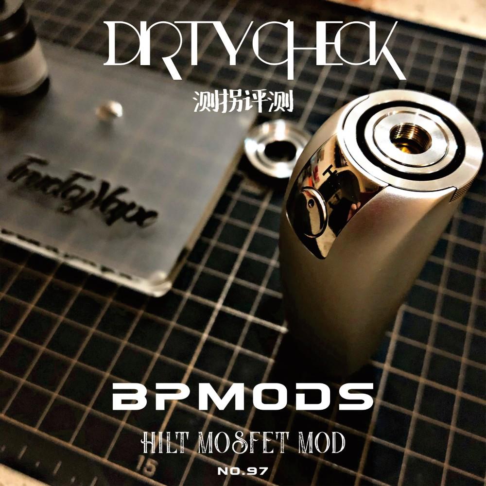 Hilt Mosfet Mod by BPmods