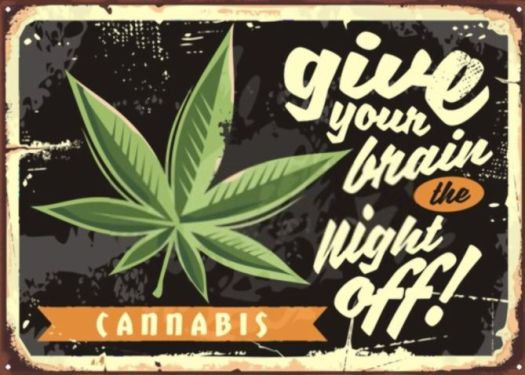 Best Marijuana Strains for Relaxing Night In
