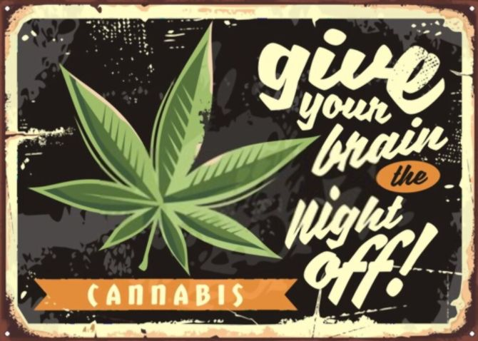 Best Marijuana Strains for Relaxing Night In