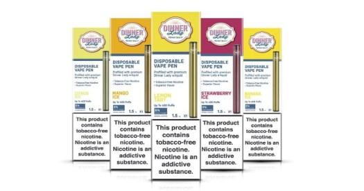 Disposable E-Cigarette Sales Take Off