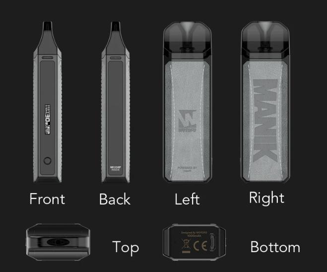 Wotofo Manik Mini Pod Kit review