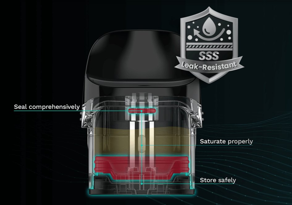 Vaporesso LUXE Q review