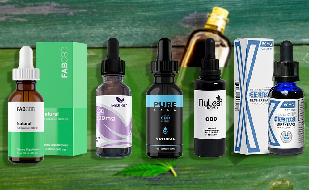 Seven most popular forms of CBD products in the USA