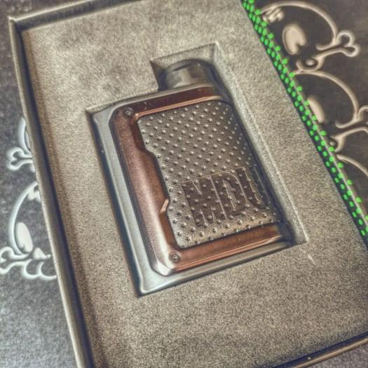 Wotofo MDURA mini BOX MOD review