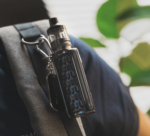 VAPORESSO F(t) Mode in The Target 80 mod: A New Tech Ushers in New Era