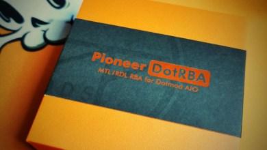 BPMODS Pioneer DotRBA review: MTL/RDL RBA FOR DOTMOD AIO