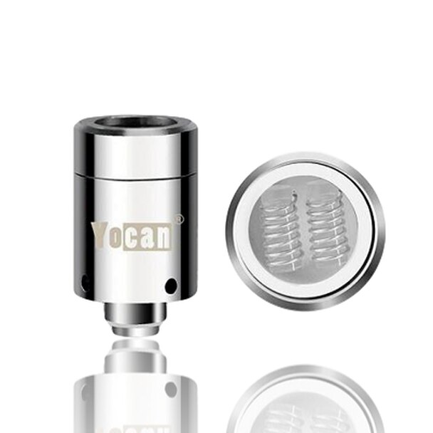 Yocan Evolve Plus Coil Heating incredibly efficient