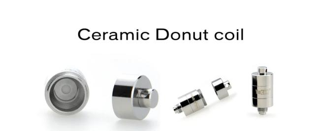 Yocan Evolve Plus ceramic donut coil